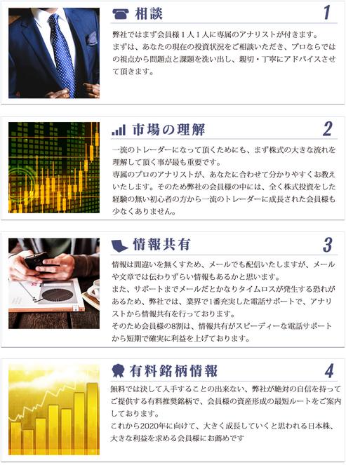 日経ジャパンへ登録して一流のトレーダに成長する為の「4つのステップ」