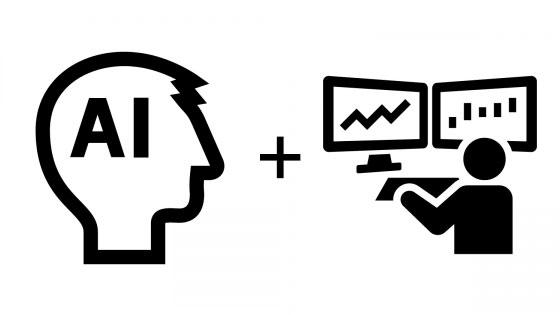 人工知能AIアルゴリズムと株式トレーダー
